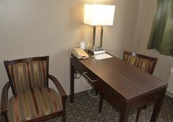 瑞維爾斯埃吉山頂酒店 - Billings - 臥室