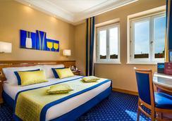 戴克里澤諾酒店 - 羅馬 - 臥室