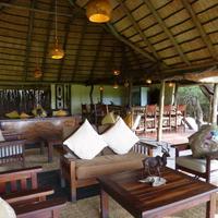 Elephant Valley Lodge Lobby Sitting Area