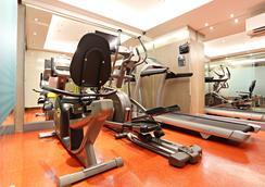 曼谷維居公寓酒店 - 曼谷 - 健身房