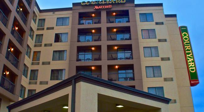 Courtyard by Marriott Nashville Vanderbilt-West End - 納什維爾 - 建築