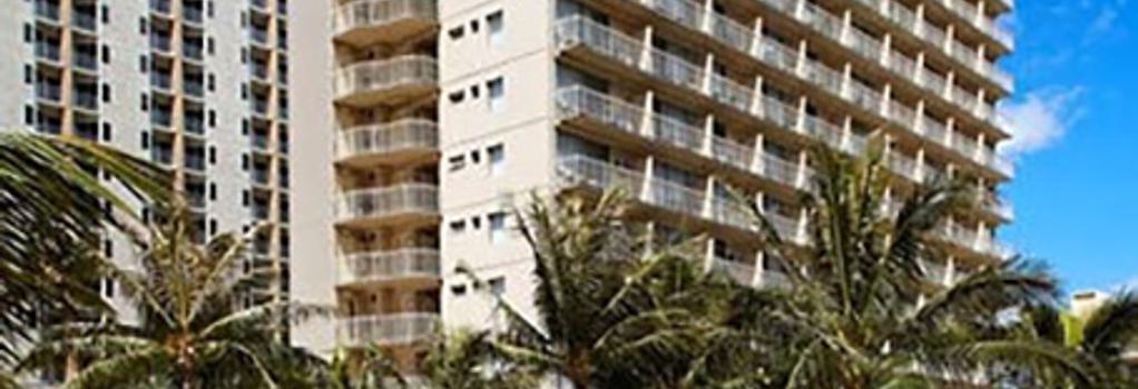 Courtyard by Marriott Waikiki Beach - 檀香山 - 建築