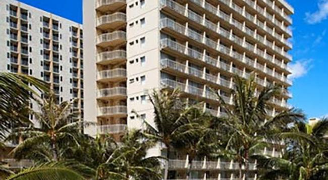 Courtyard by Marriott Waikiki Beach - 檀香山 - 建築
