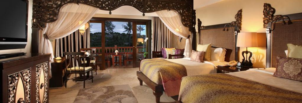Ayana Resort and Spa Bali - South Kuta - 臥室
