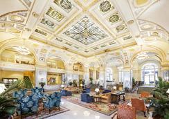 The Hermitage Hotel Nashville - 納什維爾 - 大廳