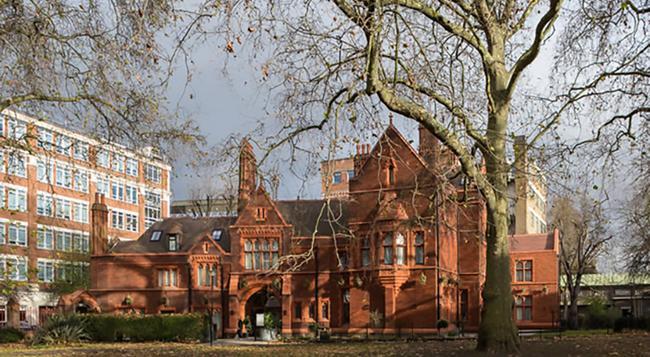 St Paul's Hotel - 倫敦 - 建築