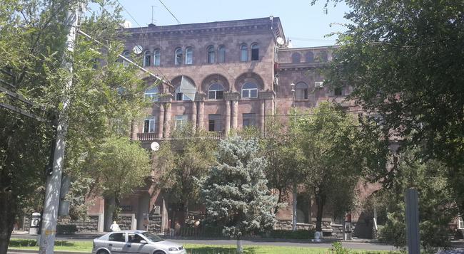 City Center Hostel - Yerevan - 建築