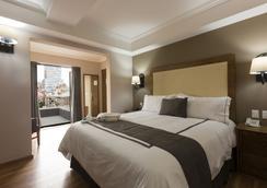 歷史中心酒店 - 墨西哥城 - 臥室