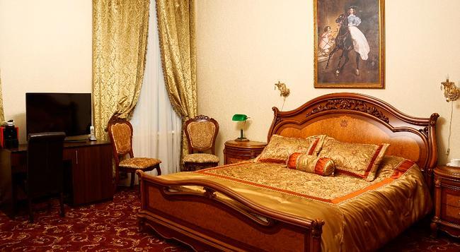 Kamergersky Hotel - 莫斯科 - 臥室
