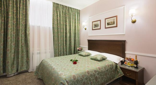 Old Town Hotel - 莫斯科 - 臥室