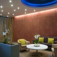 Blue Bay Resort Hotel Lobby Sitting Area