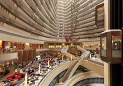 新加坡濱華大飯店 - 新加坡 - 餐廳