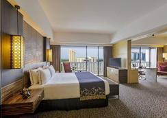 新加坡濱華大飯店 - 新加坡 - 臥室