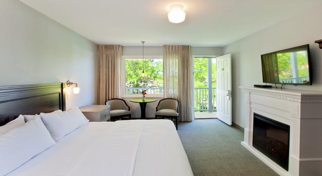 Seaglass Inn & Spa - Provincetown - 臥室