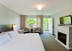 賽格拉斯Spa酒店 - Provincetown - 臥室