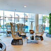Las Americas Torre Del Mar Lobby Sitting Area