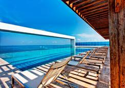 美洲海塔酒店 - Cartagena - 游泳池