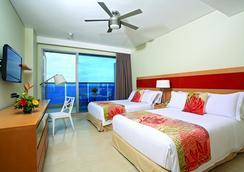 美洲海塔酒店 - Cartagena - 臥室