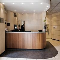 Hotel Amsterdam - De Roode Leeuw Lobby