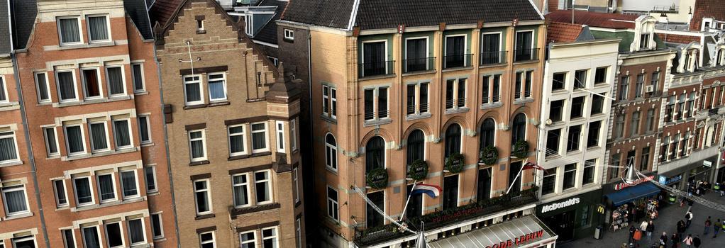 Hotel Amsterdam - De Roode Leeuw - 阿姆斯特丹 - 建築