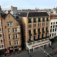 Hotel Amsterdam - De Roode Leeuw Exterior
