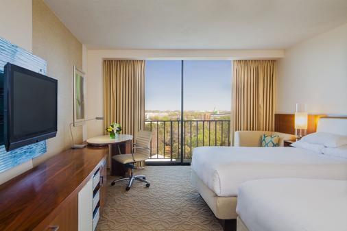 賽普拉斯君悅大飯店 - 奧蘭多 - 臥室