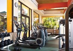 萬豪帝國棕櫚別墅酒店 - 奧蘭多 - 健身房