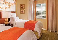 萬豪帝國棕櫚別墅酒店 - 奧蘭多 - 臥室