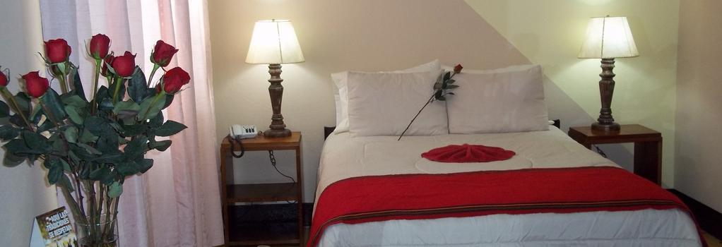 Hotel Pan American - 瓜地馬拉 - 臥室