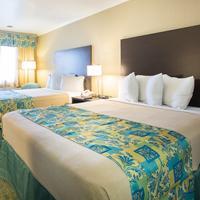 Regency Inn SFO Airport double queen bed room