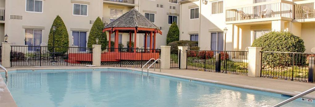 Club - Hotel Nashville Inn & Suites - 納什維爾 - 建築