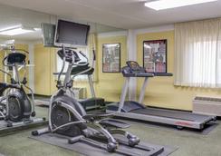 納什維爾俱樂部酒店 - 納什維爾 - 健身房