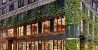 1 號中央公園飯店 - 紐約 - 建築