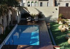 蒙得维的亚唐精品酒店 - 蒙得維的亞 - 游泳池