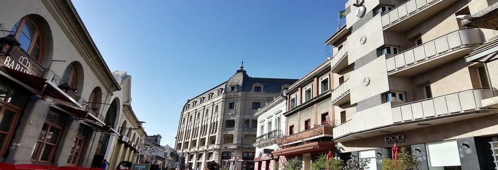 Don Boutique Hotel Montevideo - 蒙得維的亞 - 建築