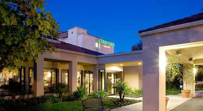 Courtyard by Marriott Costa Mesa South Coast Metro - 聖安娜 - 建築