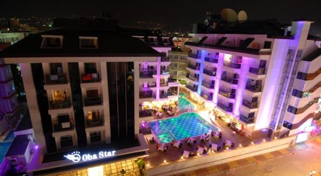 Oba Star Hotel & Spa - 阿拉尼亞 - 建築