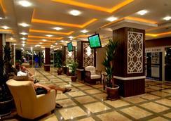 奧巴星辰酒店- 超級全包 - 阿拉尼亞 - 休閒室