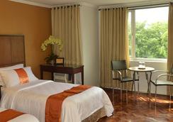 企業酒店 - 馬尼拉 - 臥室