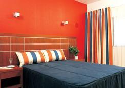 巴拉亞大西洋公寓酒店 - 阿爾布費拉 - 臥室