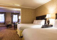 紐約斯坦福酒店 - 紐約 - 臥室