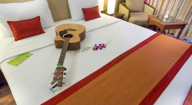 HM Suites & Studios - 班加羅爾 - 臥室