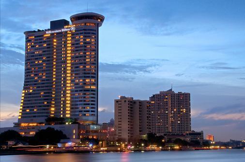 曼谷千禧希爾頓飯店 - 曼谷 - 建築