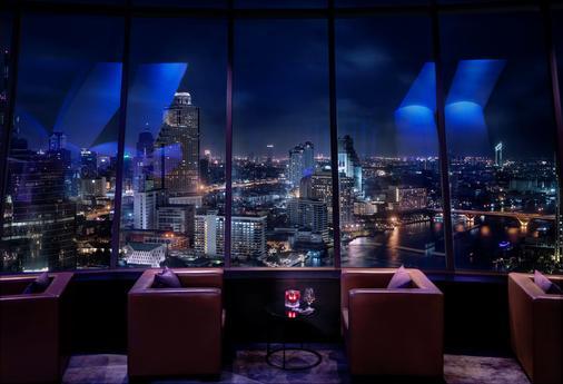 曼谷千禧希爾頓飯店 - 曼谷 - 酒吧