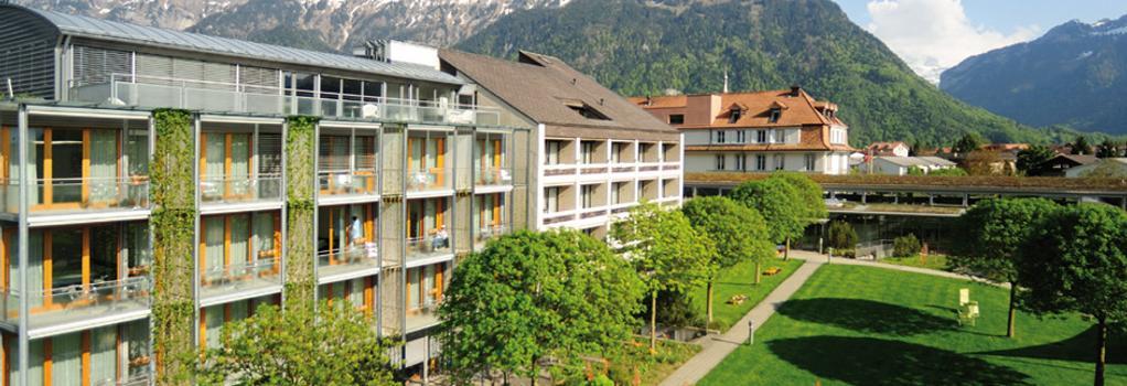 Hotel Artos Interlaken - 因特拉肯 - 建築