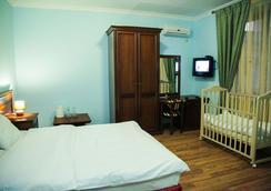 卡萨布兰卡酒店 - 索契 - 臥室