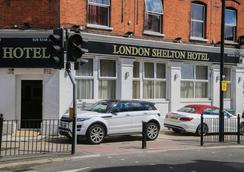 倫敦謝爾頓酒店 - 倫敦 - 室外景