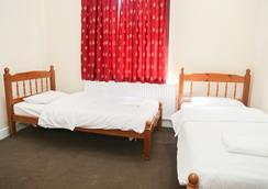 倫敦謝爾頓酒店 - 倫敦 - 臥室