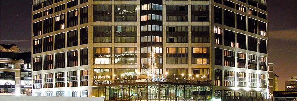 Britannia International Hotel Canary Wharf - 倫敦 - 建築