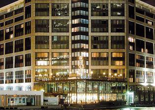 金絲雀碼頭不列顛國際大酒店